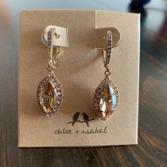 Chloe + Isabel Jewelry - Jolie Crystal Drop